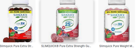 slimquick gummies